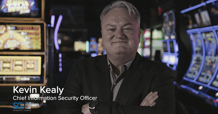 Alt text should be: Kevin Kealy Chief Information Security Officer Image