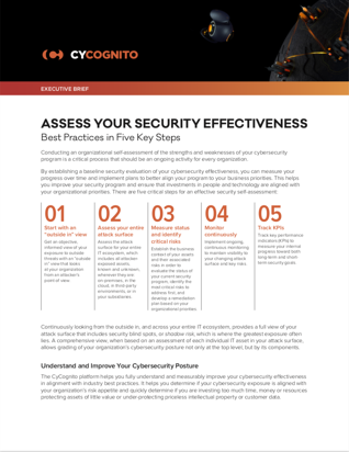 COVER-brief-security-assess