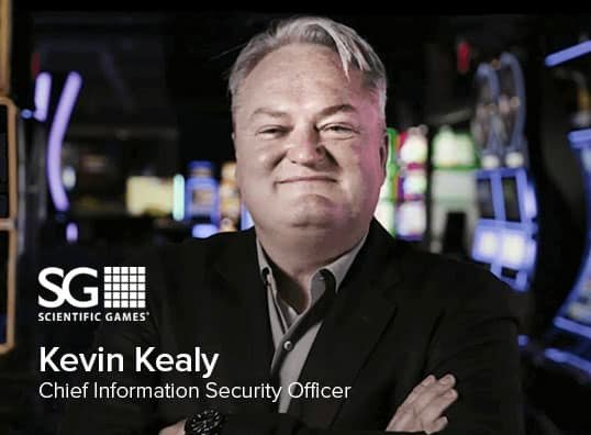 Kevin Kealy Chief Information Officer | Scientific Games