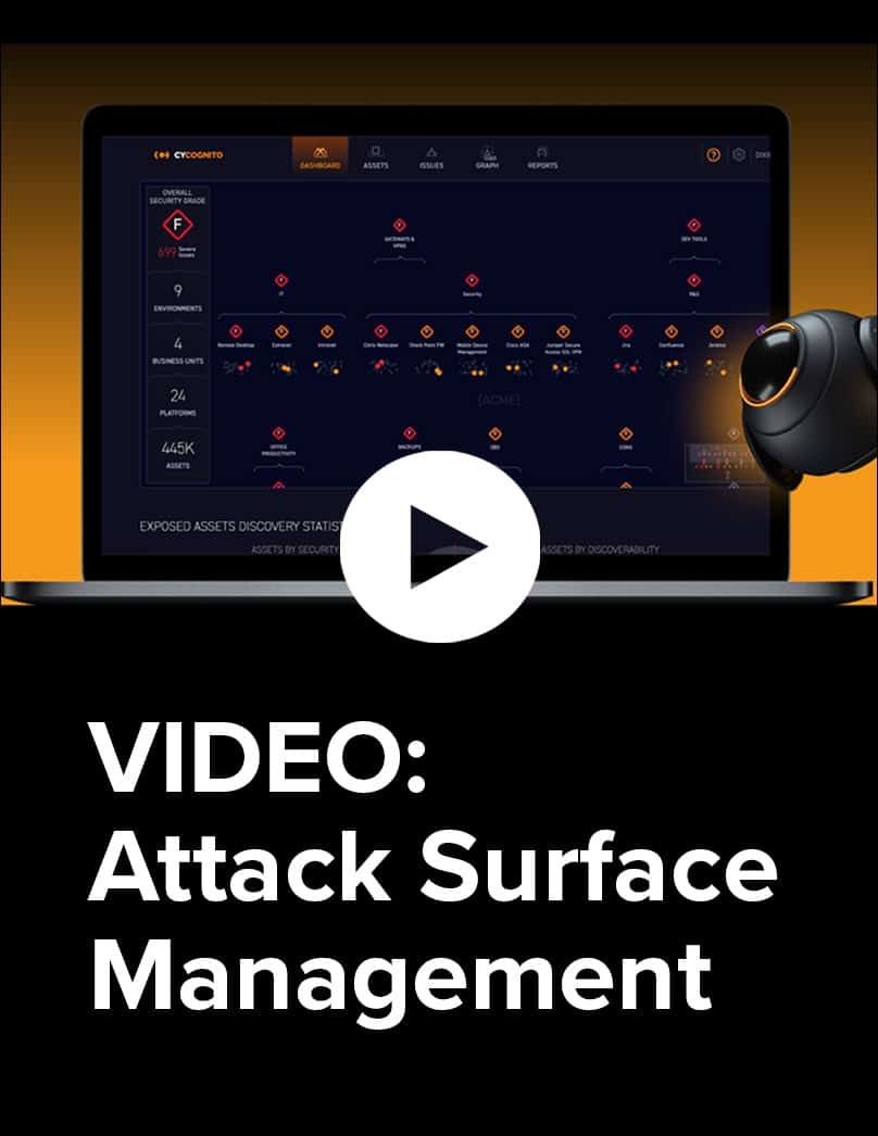 Video-Attack-Surface-Managment